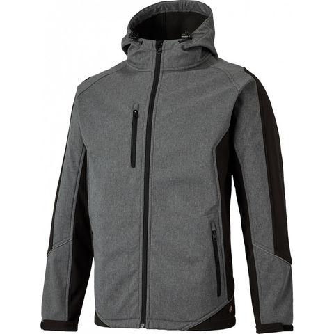 Dickies Dickies Jw7017 Wakefield Grey Reflective Jacket