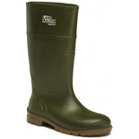 Dickies Landmaster Safety Wellington Green (Size 6)