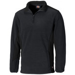 Dickies Micro Fleece Black Large