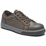 Dickies Ector Safety Shoe Brown (Sizes 6)