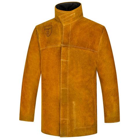 Image of Rhino-Weld Rhino-Weld Comfort Leather Welders Jacket (Small)