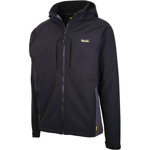 Image of Bench Bench Thorpe Soft Shell Jacket - Various Sizes