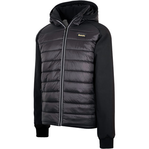 Image of Bench Bench Newport Hybrid Soft Shell Jacket - (M to XXL)