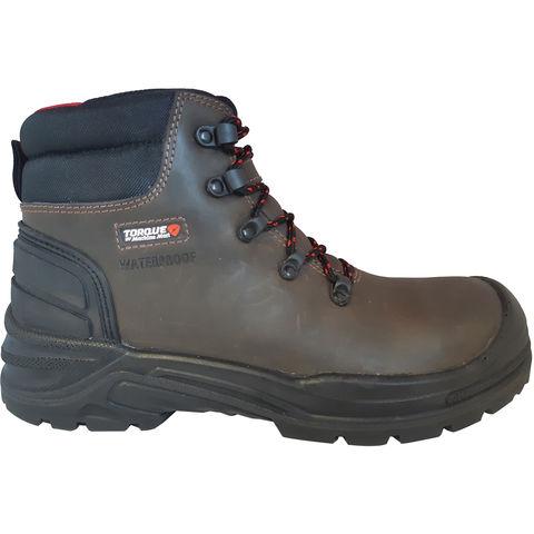 Torque Torque Highway Waterproof Brown Boot