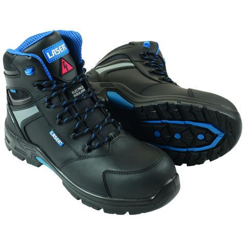 Laser Laser Elec Ev Safety Work Boots