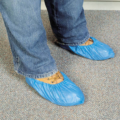 National Abrasives National Abrasives Disposable Overshoes