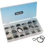 Clarke CHT395 - 225 Piece Circlip Assortment
