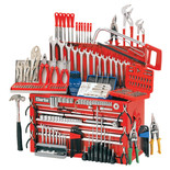 Clarke CHT634 Mechanics Tool Chest and Tools Package
