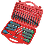 Clarke CHT647 20 Piece Screwdriver Set