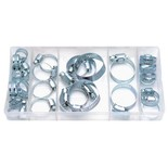 26 piece Assorted Hose Clip Kit