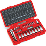 Clarke PRO162 30 Piece Torx-Star & Security Socket Set