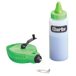 Clarke 2 Piece Chalk Line Kit