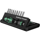 Wera 056653 Kraftform Kompakt 10 10 Piece Screwdriver & Bit Set