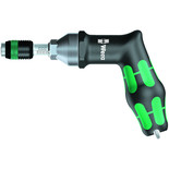 Wera 7447 Pistol Grip Torque Screwdriver 25 - 55lbf/in