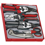 Teng TTDCT05 5 Piece Cutting Tool Set
