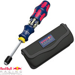 Wera Red Bull Racing Kraftform Kompakt 20 Screwdriver & Bits with Pouch