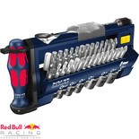 Wera Red Bull Racing Tool-Check Plus 39 Piece Socket & Bit Set