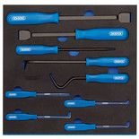 Draper IT-EVA25 9 Piece Scraper and Remover set