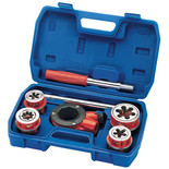 Draper 7 Piece Metric Ratchet Pipe Threading Kit