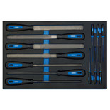 Draper IT-EVA29 13 Piece Hand File Set