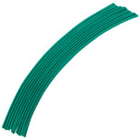"10 Piece Heat Shrink Tubing - 1/8"" (3.1mm)"