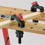 Clarke CHT334 2-Pce Clamp Set for CFB600 Bench