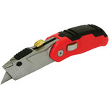 Aluminium Folding Retractable Knife