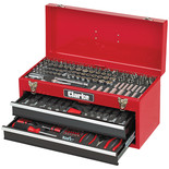 Clarke CHT862 235 Piece Mechanics Tool Kit