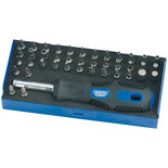 Draper Expert 42 Piece Security Bit Set