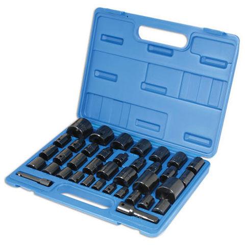 Image of Machine Mart Xtra Laser 3288 37 Piece Impact Socket Set
