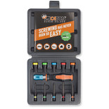 Chicago Brand SET11 11 Piece Magnet Driver Set