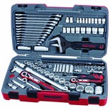 "Teng TM127 1/4"", 3/8"" and 1/2"" Drive 127 Piece Tool Set"