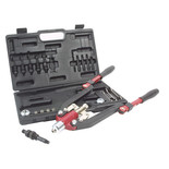 Laser 3736 Heavy Duty Riveter, Nut Riveter and Lock Bolt Kit
