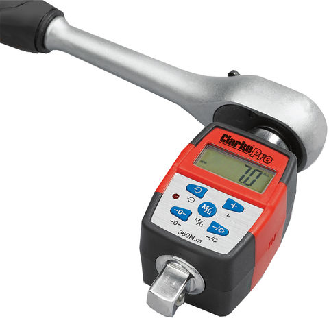 Clarke PRO238 Drive Digital Torque Adaptor Machine Mart
