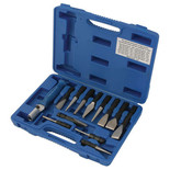 Laser 3539 13 Piece Punch and Chisel Set