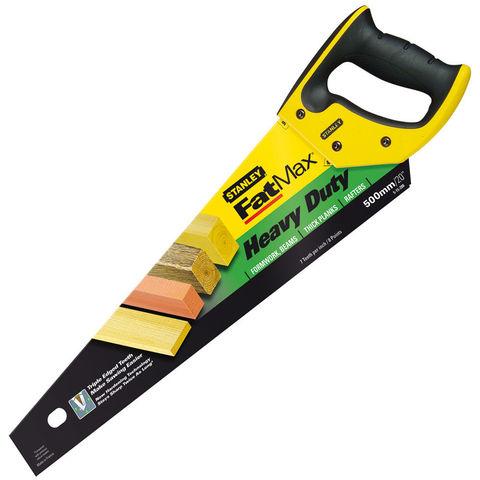 Stanley Fat Max 174 20 Quot Fine Finish Saw Machine Mart