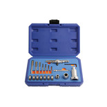 Laser 5457 20 Piece Tap And Die Set With Ratchet
