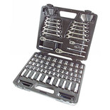 Laser 3500 89 Piece Socket and Wrench Set