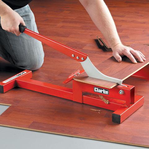 Clarke Clc1 Laminate Floor Cutter Machine Mart Machine Mart