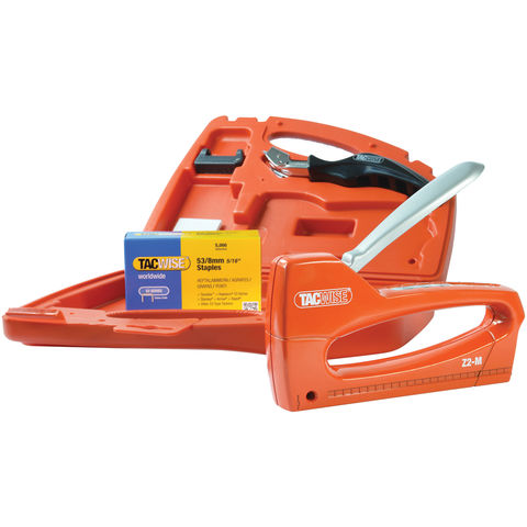 Image of Tacwise Tacwise Z2-M Staple Tacker Kit