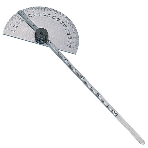 Image of Clarke Clarke ET128 Depth Gauge with Protractor