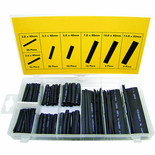 127 Piece Heat Shrink Sleeve Kit