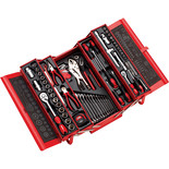 Clarke PRO394 90 Piece Tool Kit with Cantilever Toolbox