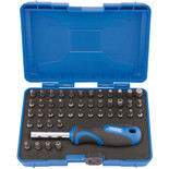 Draper MBH45 Security Screwdriver 45 Piece Bit Set
