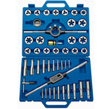 Draper 18523 42 Piece Metric Tap and Die Set