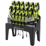 Draper 44 Piece Screwdriver Hex Key & Bit Set