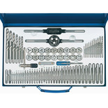 Draper 79205 75 Piece Combination  Metric and BSP Tap and Die Set