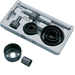 CHT349 11 Piece Hole Saw Set