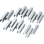 Pack of 500, 14mm Square Staples
