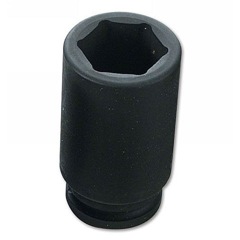 "Image of Machine Mart Xtra Laser 1722 1/2"" Drive Deep Impact Socket 35mm"